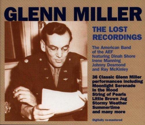 Bild 1: Glenn Miller, Lost recordings (1995)