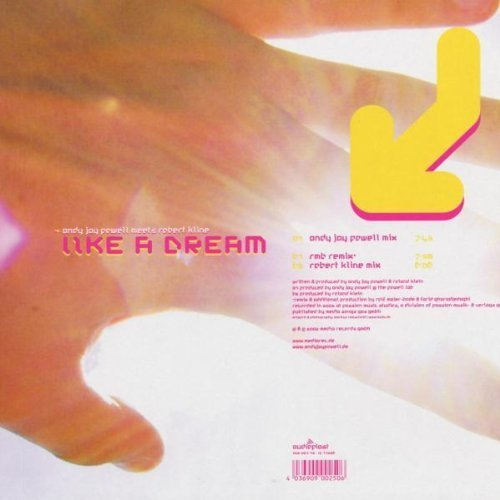 Bild 2: Andy Jay Powell, Like a dream (Andy Jay Powell Mix/RMB Remix/Robert Kline Mix, 2002, meets Robert Kline)