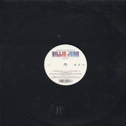Bild 2: Jakko's World, Billie Jean 2002 (Orig./80's Shake/Club Edit)