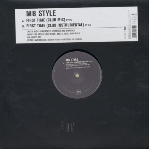 Bild 2: MB Style, First time (2002)