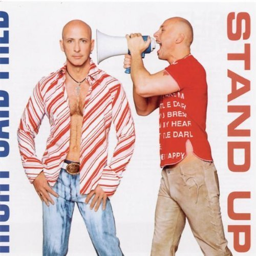 Bild 3: Right said Fred, Stand up (2002)