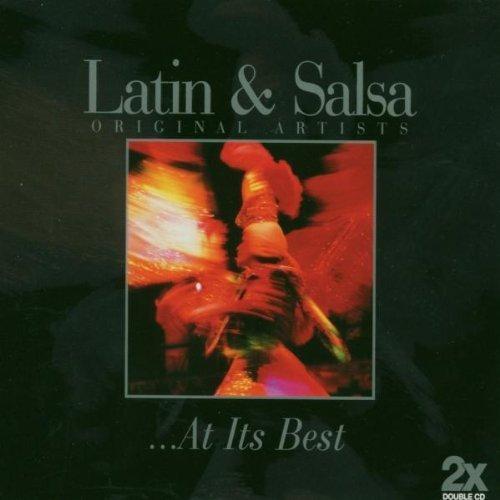 Bild 1: Latin & Salsa at its Best, Celia Cruz, La Plata Sextet, Joe Cuba Sextet, Los Admirables, Johnny Lopez..