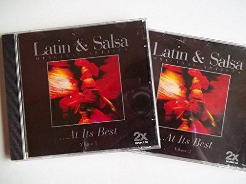 Bild 3: Latin & Salsa at its Best, Celia Cruz, La Plata Sextet, Joe Cuba Sextet, Los Admirables, Johnny Lopez..