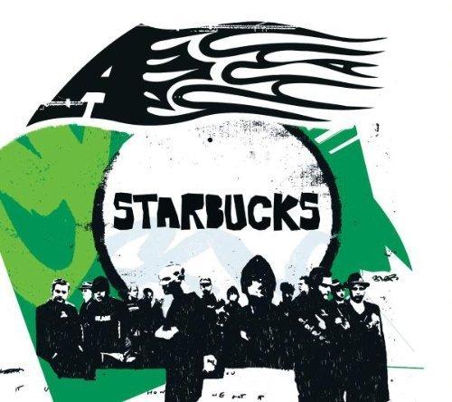 Bild 1: A, Starbucks (2002, #7470922)