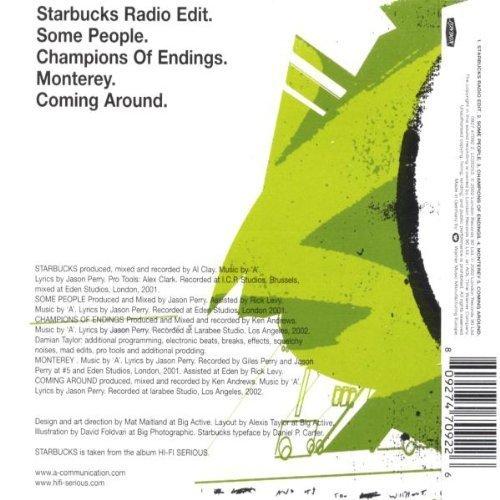 Bild 2: A, Starbucks (2002, #7470922)