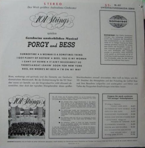 Bild 4: 101 Strings, Porgy and Bess (US)