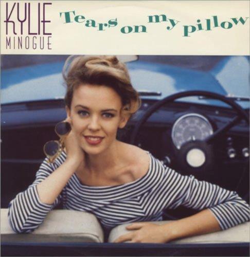Bild 1: Kylie Minogue, Tears on my pillow (1990, UK)