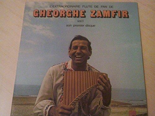 Фото 1: Gheorghe Zamfir, L'extraordinaire flute de pan de..Vol. 1