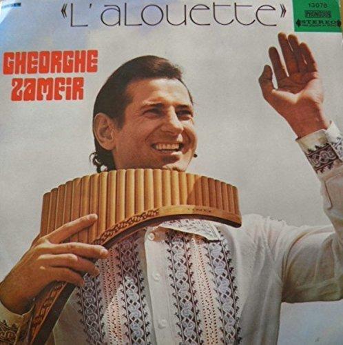 Bild 1: Gheorghe Zamfir, L'alouette (F, 1974)