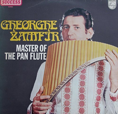 Bild 1: Gheorghe Zamfir, Master of the pan flute