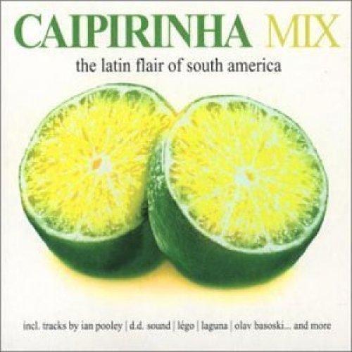 Bild 1: Caipirinha Mix (2001, #zyx555231), Boris Godunov, Ian Pooley, Suzy Wong, Isolee..