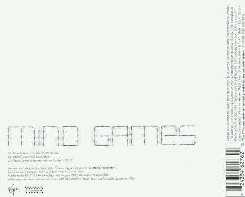 Bild 2: Sven Väth, Mind games (2002)