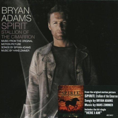 Bild 3: Bryan Adams, Spirit-Stallion of the cimarron (soundtrack, 2002, & Hans Zimmer)