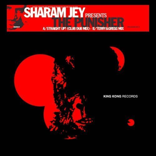Bild 1: Sharam Jey pres. The Punisher, Straight up! (Club Dub/Terry & Gregg Mixes)