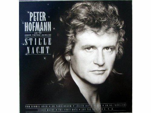 Bild 1: Peter Hofmann, Stille Nacht (1989)