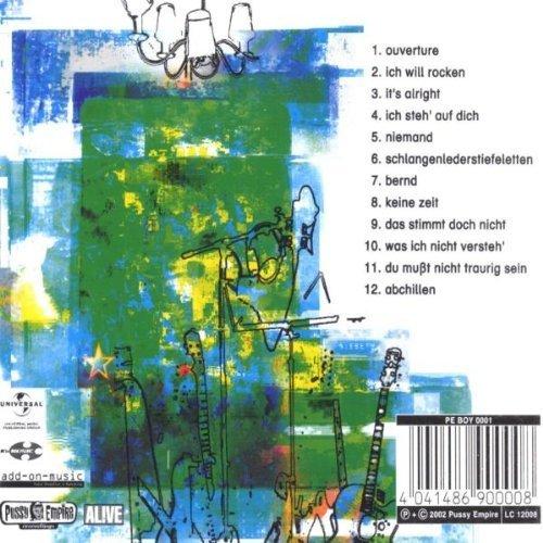 Bild 2: Siebeth, Einmal Accum und zurück (2002)