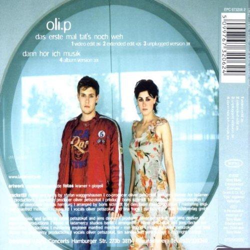 Bild 2: Oli. P, Das erste Mal tat's noch weh (2002, feat. Tina Frank)