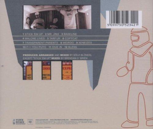 Bild 2: Quarashi, Jinx (2002)