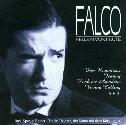 Bild 1: Falco, Helden von heute (compilation, 18 tracks, BMG/AE)