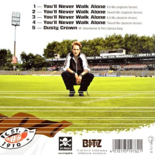 Bild 2: Bela B., You'll never walk alone (& The Tikiwolves feat. Gary'o'wolf)