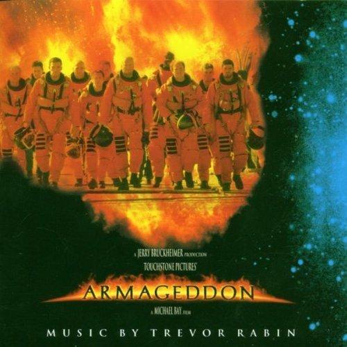 Bild 1: Trevor Rabin, Armageddon-The score (1998)