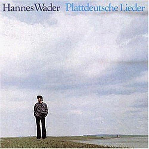 Bild 1: Hannes Wader, Plattdeutsche Lieder (1974)