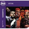 Styx, Classics 15-A&M Records 25th anniversary (compilation, 1987)