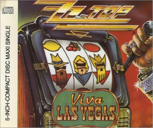 "Bild 1: ZZ Top, Viva Las Vegas (Edit, 1992, plus 12""-versions of 'Velcro fly', 'Legs' & 'Stages')"