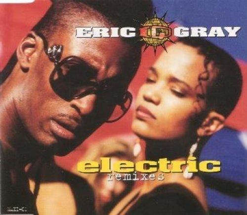 "Image 1: Eric ""IQ"" Gray, Electric (Remixes, 1995)"