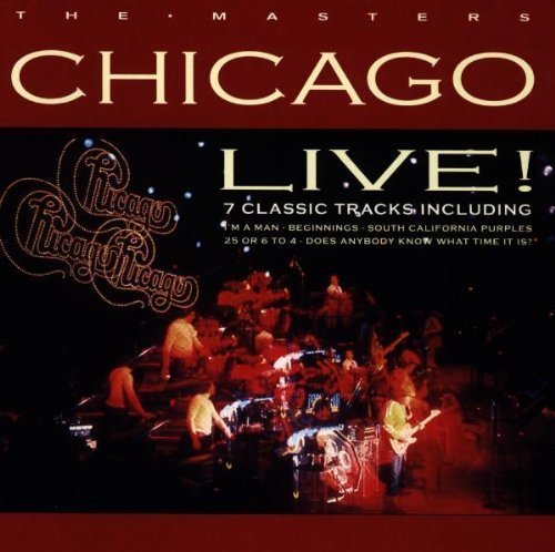 Bild 1: Chicago, Live!-7 classic tracks (compilation, 1998)