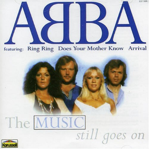 Bild 1: Abba, Music still goes on (compilation, 16 tracks, 1996)