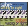 Sabre, Wrong or right (1995, feat. President Brown)