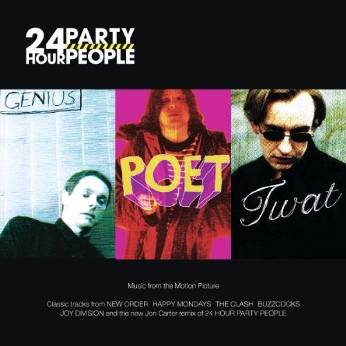 Bild 1: 24 Hour Party People (2002), Sex Pistols, Joy Division, New Order..