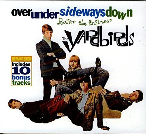 Bild 1: Yardbirds, Over under sideways down/Roger the engineer (1966/98; 22 tracks, Repertoire)