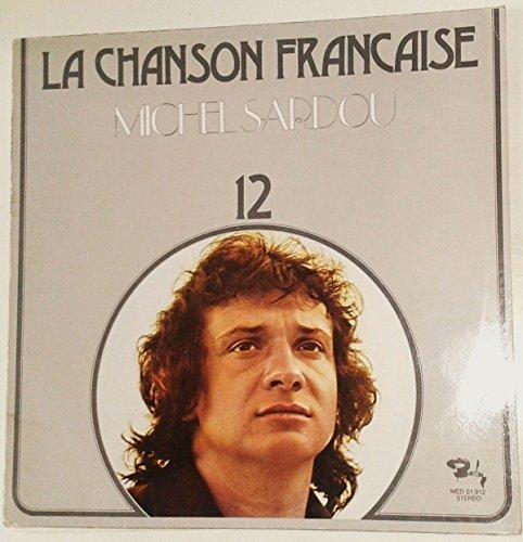 Bild 1: Michel Sardou, La chanson francaise 12