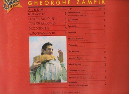 Bild 2: Gheorghe Zamfir, Star für Millionen