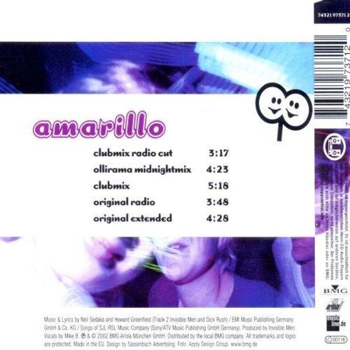 Bild 2: Party People, Amarillo (2002)