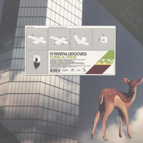Bild 2: R(obbie) Rivera Grooves, Funk-a-tron (Main/Robbie's Big Room Mix, 2002)