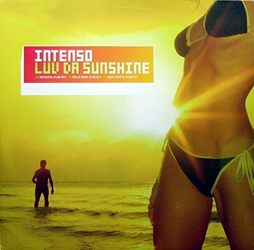 Bild 1: Intenso, Luv da sunshine (Orig. Club, 2002)