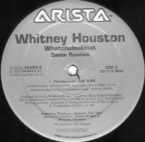 Bild 1: Whitney Houston, Whatchulookinat-Dance Remixes (2002, LC)