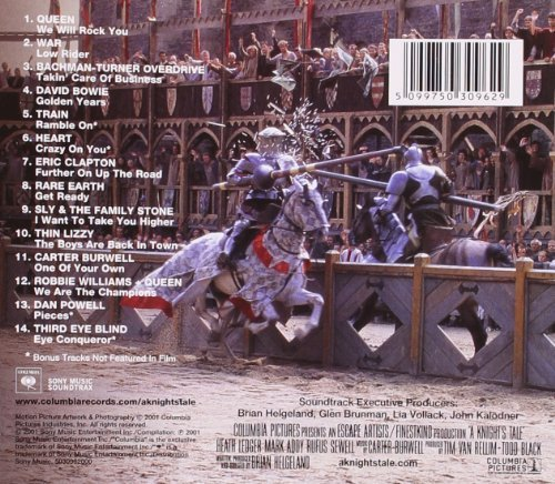 Bild 2: A Knight's Tale (2001), Queen, War, David Bowie, Heart, Eric Clapton..