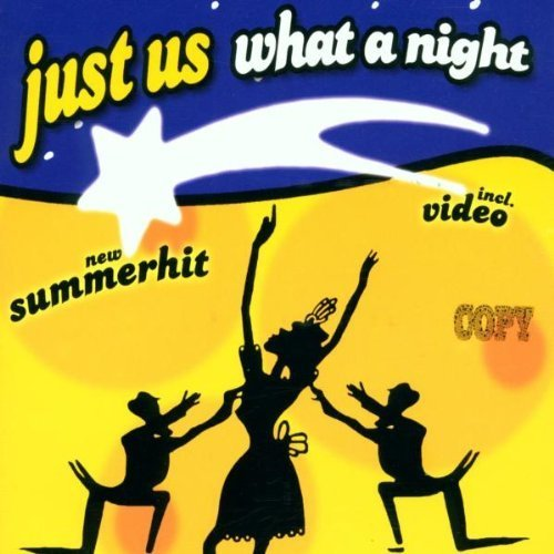 Bild 1: Just Us, What a night (2002, #zyx/sd0005)