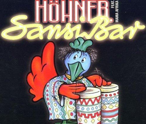 Bild 1: Höhner, Sansibar (2001, feat. Mama Afrika)