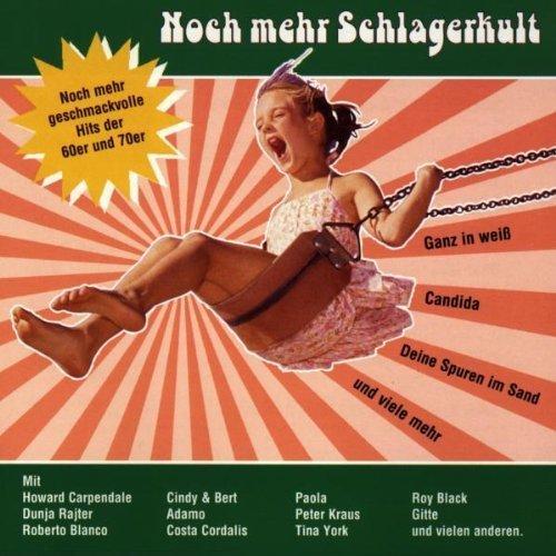 Bild 1: Schlagerkult-Noch mehr (60er und 70er), Howard Carpendale, Bernd Spier, Roberto Blanco, Gerard Lenorman, Roy Black..