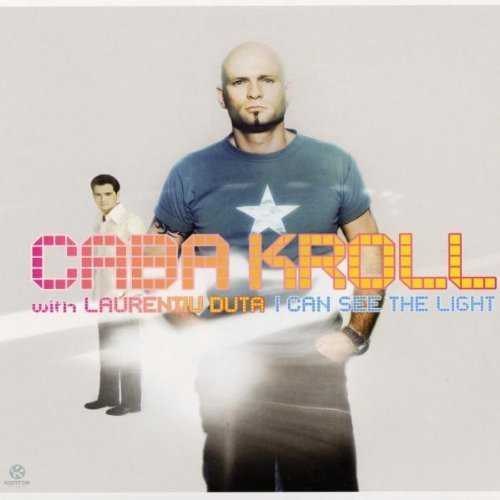 Bild 1: Caba Kroll, I can see the light (Bass Bumpers Club, 2002, with Laurentiu Duta)