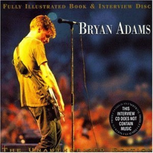 Bild 1: Bryan Adams, Fully illustrated book & interview disc-The unauthorised edition
