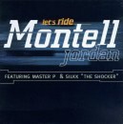 Фото 1: Montell Jordan, Let's ride (US, 2 versions, 1998)