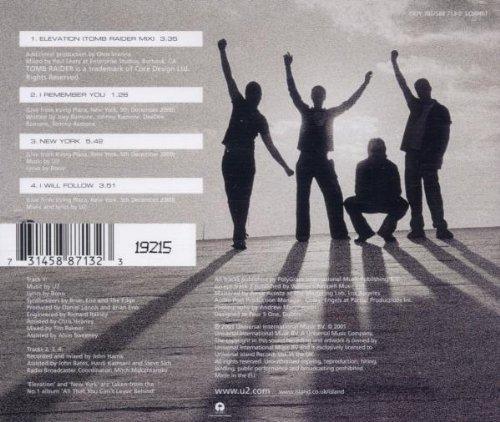 Bild 2: U2, Elevation (2001, #5887132)