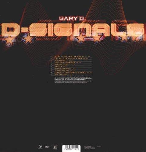 Bild 2: Gary D., D-signals (1999)