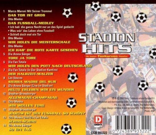 Bild 3: Stadion Hits-Die besten Fankurven Klassiker, Marco Maroni, Otto Maske, Die Arena Sänger, Fan Totale..